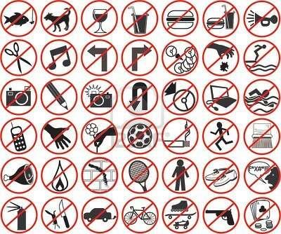 飞机上禁止携带的物品