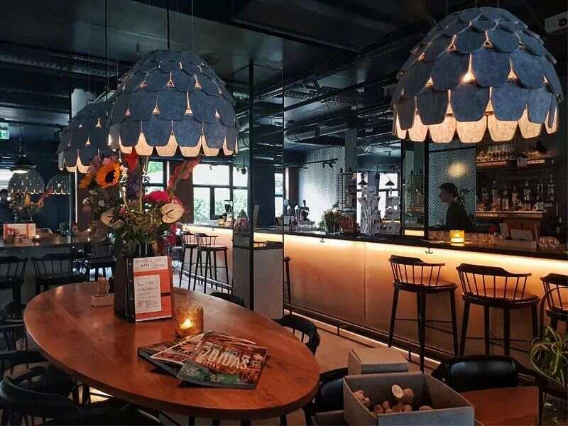 Kết quả hình ảnh cho coolest restaurants in amsterdam